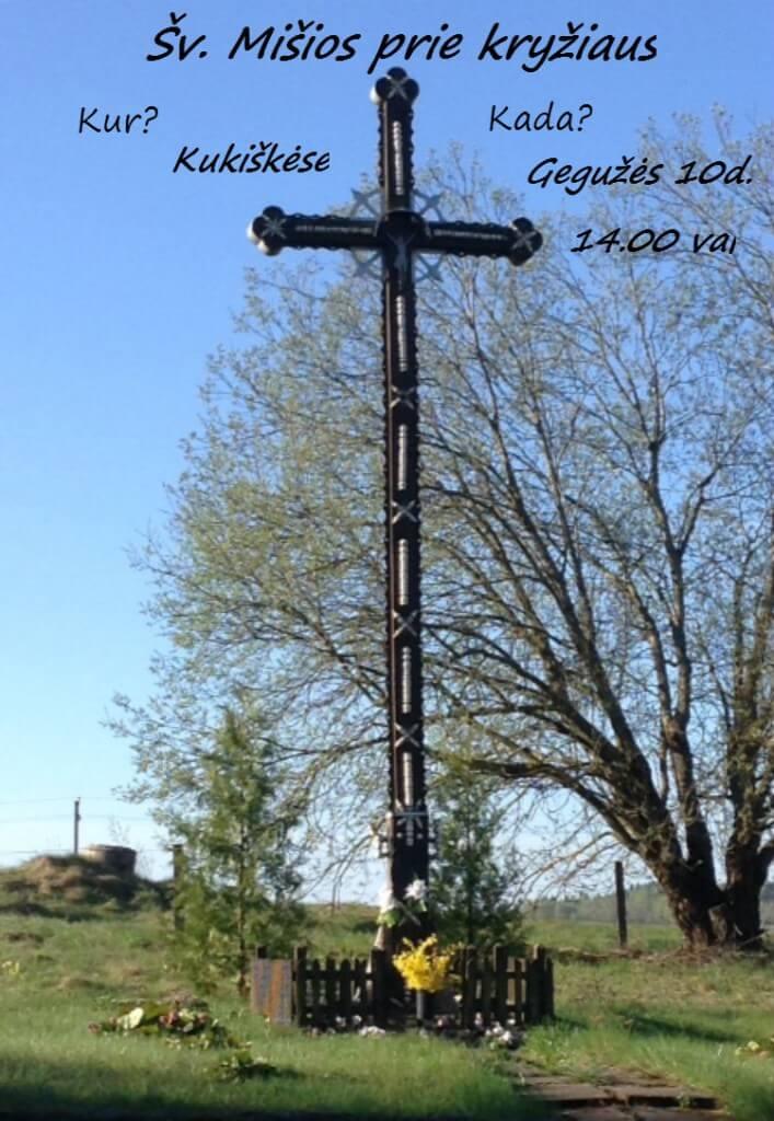 Kukiškė-kryžius 10