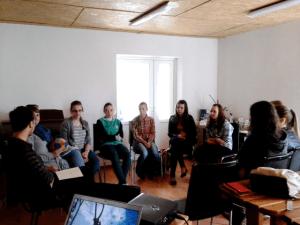 jaunimo susitikimas